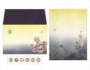 【グッズ-レターセット】名探偵コナン レターセット 安室(水墨画風)の画像