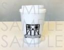 【グッズ-タンブラー・グラス】ピタゴラスプロダクション メッセージカップ風タンブラー アールの画像