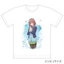 【グッズ-Tシャツ】五等分の花嫁 フルカラーTシャツ(中野三玖)の画像