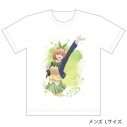 【グッズ-Tシャツ】五等分の花嫁 フルカラーTシャツ(中野四葉)の画像