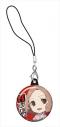 【グッズ-ストラップ】PERSONA5 the Animation ねんどろいどぷらす 缶ストラップ 奥村春の画像