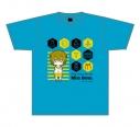 【グッズ-Tシャツ】上野さんは不器用 ねんどろいどぷらす Tシャツ 山下 XLの画像