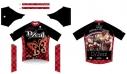 【サイクルウェア】アイドルマスター ミリオンライブ! サイクルジャージ D/Zeal XSサイズ【GSR Gear】の画像