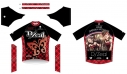 【サイクルウェア】アイドルマスター ミリオンライブ! サイクルジャージ D/Zeal Sサイズ【GSR Gear】の画像