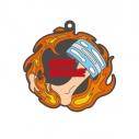 【グッズ-ストラップ】炎炎ノ消防隊 特殊能力 ラバーストラップ 森羅日下部の画像