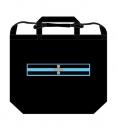 【グッズ-バッグ】炎炎ノ消防隊 第8特殊消防隊服イメージ ショルダートートバッグの画像