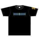【グッズ-Tシャツ】炎炎ノ消防隊 第8特殊消防隊服イメージ Tシャツ【L】の画像