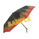 【グッズ-傘】薄桜鬼 真改 天然竹三つ折り畳み傘-変若水の画像