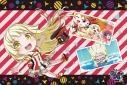 【グッズ-マット】ブシロード ラバーマットコレクション Vol.400 BanG Dream! ガルパ☆ピコ 弦巻こころの画像