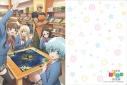 【グッズ-マット】ブシロード ラバーマットコレクション Vol.542 『放課後さいころ倶楽部』の画像