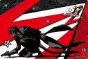 【グッズ-マット】ペルソナ5 ザ・ロイヤル ブシロード ラバーマットコレクション 『ジョーカー』Part.2の画像