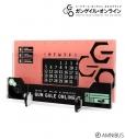 【グッズ-スタンドポップ】ソードアート・オンライン オルタナティブ ガンゲイル・オンライン 卓上アクリル万年カレンダーの画像