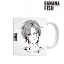 【グッズ-マグカップ】BANANA FISH アッシュ・リンクス マグカップの画像