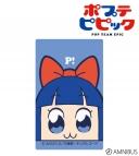 【グッズ-ステッカー】ポプテピピック ICカードステッカー(ピピ美)