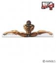 【グッズ-定規】バキ 地上最強の生物 範馬勇次郎 定規の画像
