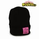 【グッズ-帽子】僕のヒーローアカデミア ニット帽(麗日お茶子)の画像