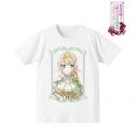 【グッズ-Tシャツ】異世界魔王と召喚少女の奴隷魔術 シェラ・L・グリーンウッド Ani-Art Tシャツ/メンズ(サイズ/XL)の画像