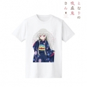 【グッズ-Tシャツ】となりの吸血鬼さん 描き下ろしイラスト ソフィー・トワイライト Tシャツ/レディース(サイズ/XL)の画像