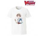 【グッズ-Tシャツ】カードファイト!! ヴァンガード 櫂トシキ Ani-Art Tシャツ/レディース(サイズ/XL)の画像