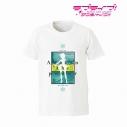 【グッズ-Tシャツ】ラブライブ!サンシャイン!! 松浦果南 Awaken the power Tシャツ/メンズ(サイズ/XL)の画像
