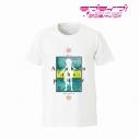 【グッズ-Tシャツ】ラブライブ!サンシャイン!! 黒澤ダイヤ Awaken the power Tシャツ/メンズ(サイズ/XL)の画像