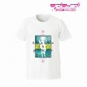 【グッズ-Tシャツ】ラブライブ!サンシャイン!! 黒澤ルビィ Awaken the power Tシャツ/メンズ(サイズ/XL)の画像