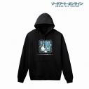 【グッズ-ジャンパー・コート】ソードアート・オンライン アスナ パーカー レディース(サイズ/XL)の画像