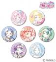 【グッズ-バッチ】キラッとプリ☆チャン トレーディング Ani-Art 缶バッジの画像