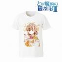 【グッズ-Tシャツ】とある魔術の禁書目録Ⅲ 御坂美琴 Tシャツ/メンズ(サイズ/XL)の画像