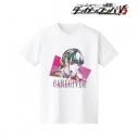 【グッズ-Tシャツ】ニューダンガンロンパV3 みんなのコロシアイ新学期 春川魔姫 Ani-Art Tシャツ/メンズ(サイズ/XL)の画像