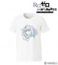 【グッズ-Tシャツ】Re:ゼロから始める異世界生活  Memory Snow エミリア Ani-Art Tシャツ/メンズ(サイズ/XL)の画像