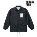【グッズ-ジャンパー・コート】BANANA FISH アッシュ・リンクス コーチジャケット/ユニセックス(サイズ/L)の画像