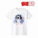 【グッズ-Tシャツ】幽☆遊☆白書 飛影 Ani-Art Tシャツ vol.2/レディース(サイズ/L)の画像