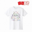 【グッズ-Tシャツ】幽☆遊☆白書 妖狐蔵馬 Ani-Art Tシャツ vol.2/レディース(サイズ/XL)の画像