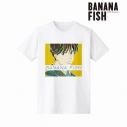 【グッズ-Tシャツ】BANANA FISH 奥村英二 Ani-Art Tシャツレディース(サイズ/XL)の画像