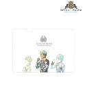 【グッズ-クリアファイル】KING OF PRISM -Shiny Seven Stars- Schwartz Rose Ani-Art クリアファイルの画像