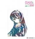 【グッズ-クリアファイル】ガールズ&パンツァー 最終章 冷泉麻子 Ani-Art クリアファイルの画像