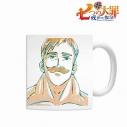 【グッズ-マグカップ】七つの大罪 戒めの復活 エスカノール Ani-Art マグカップの画像