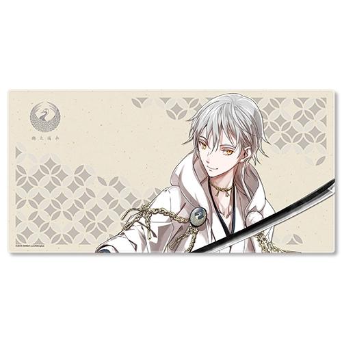 刀剣乱舞-ONLINE- デスクマット 25:鶴丸国永_0