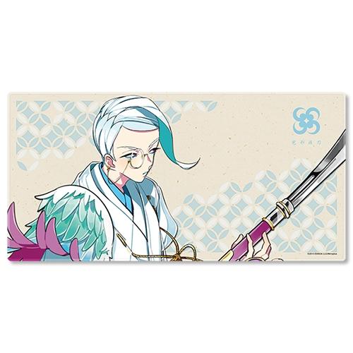 刀剣乱舞-ONLINE- デスクマット 63:巴形薙刀_0