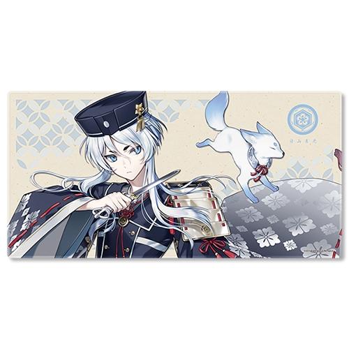 刀剣乱舞-ONLINE- デスクマット 77:白山吉光_0