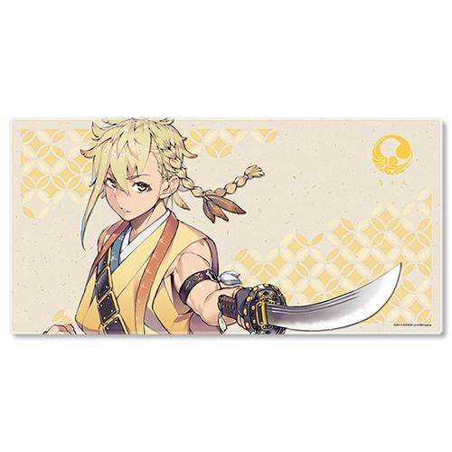 刀剣乱舞-ONLINE- デスクマット 89:治金丸_0