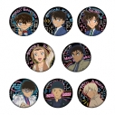 【グッズ-バッチ】名探偵コナン ネオンアートシリーズ キラキラ缶バッジの画像