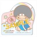 【グッズ-スタンドポップ】銀魂×サンリオキャラクターズ アクリルメモスタンド 志村新八の画像