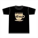 【グッズ-Tシャツ】名探偵コナン 喫茶ポアロシリーズ Tシャツ カップロゴ Mの画像
