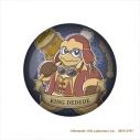 【グッズ-マグネット】星のカービィ カービィと夢幻の歯車 ガラスマグネット デデデ大王の画像