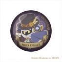 【グッズ-マグネット】星のカービィ カービィと夢幻の歯車 ガラスマグネット メタナイトの画像