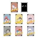 【グッズ-バッチ】文豪ストレイドッグス×サンリオキャラクターズ スクエア缶バッジの画像