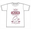 【グッズ-Tシャツ】僕のヒーローアカデミア ヴィンテージシリーズ Tシャツ 麗日お茶子 Lの画像