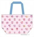 【グッズ-バッグ】星のカービィ KIRBY MUTEKI! SUTEKI! CLOSET ミニトートバッグ ピンクの画像